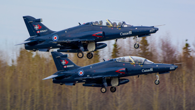 155207 - British Aerospace CT-155 Hawk - Canada - Royal Canadian Air Force (RCAF)