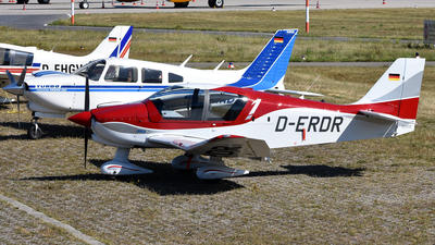 D-ERDR - Robin DR400/140B Major - Private