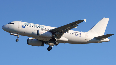 A picture of YRURS - Airbus A319132 - Just Us Air - © Laszlo Fekete