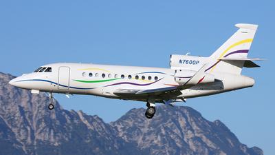 N7600P - Dassault Falcon 900EX - Private