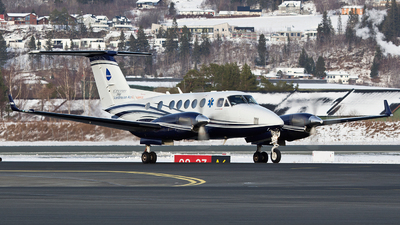 A picture of SEMJH - Beech B200GT King Air 250 - Babcock Scandinavian AirAmbulance - © Erlend Karlsen