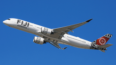 A picture of DQFAJ - Airbus A350941 - Fiji Airways - © Mark H