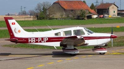 A picture of HBPJP - Piper PA28181 - [2890183] - © Alex