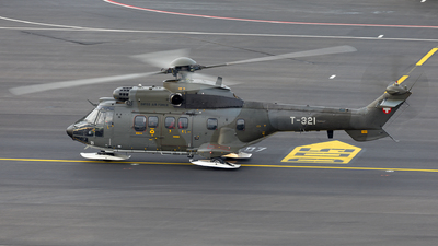 T-321 - Aérospatiale AS 332M1 Super Puma - Switzerland - Air Force