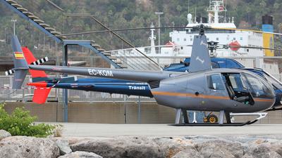 A picture of ECKQM - Robinson R44 Raven II - [11995] - © Mark Stevens