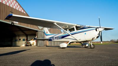 OO-FCE - Reims-Cessna F172M Skyhawk - Aeroclub Mons-Borinage