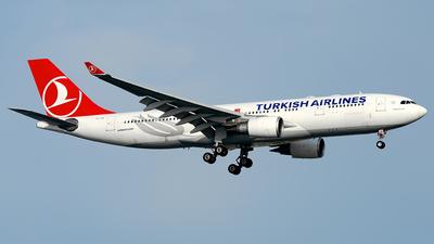 TC-JIL - Airbus A330-202 - Turkish Airlines