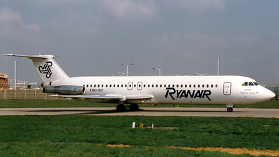 EI-BSY - British Aircraft Corporation BAC 1-11 Series 525FT - Ryanair