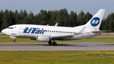 VQ-BJU - Boeing 737-524 - UTair Aviation