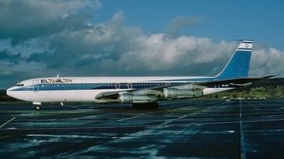 4X-ATX - Boeing 707-358C - El Al Israel Airlines