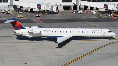 N319PQ - Bombardier CRJ-900LR - Delta Connection (Endeavor Air)