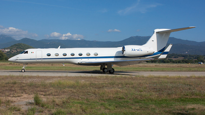 XA-ATL - Gulfstream G550 - Private