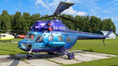 RA-1433G - PZL-Swidnik Mi-2 Hoplite - Private