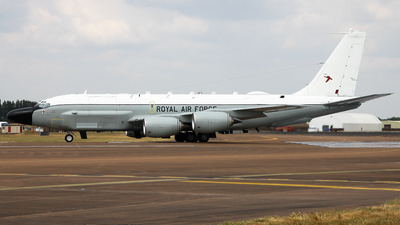 ZZ665 - Boeing RC-135W Rivet Joint - United Kingdom - Royal Air Force (RAF)