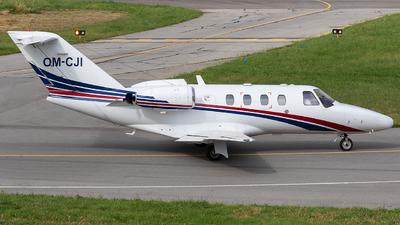 OM-CJI - Cessna 525 Citation CJ1 - Private