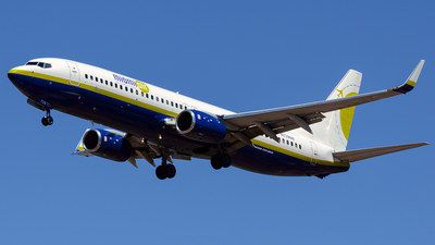 N739MA - Boeing 737-8Q8 - Miami Air International