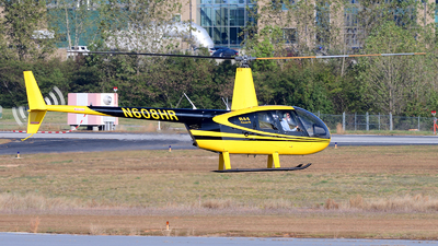 N608HR - Robinson R44 Raven II - Private