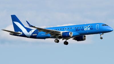 N132NK - Embraer 190-100IGW - Breeze Airways