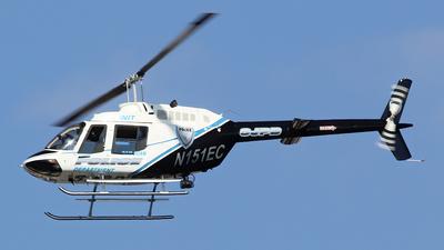 N151EC - Bell 206B JetRanger III - Private