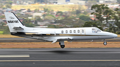 N601AT - Cessna 550 Citation II - Private