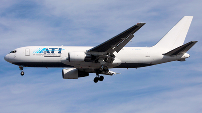 N762CX - Boeing 767-232(BDSF) - Air Transport International (ATI)