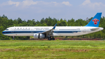 B-1843 - Airbus A321-231 - China Southern Airlines