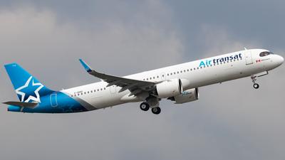 C-GOIO - Airbus A321-271NX - Air Transat