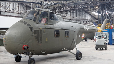 55-1086 - Sikorsky H-19D Chickasaw - France - Army