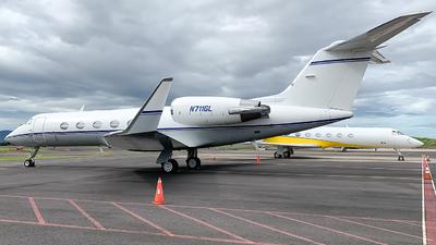 N711GL - Gulfstream G-IV - Private