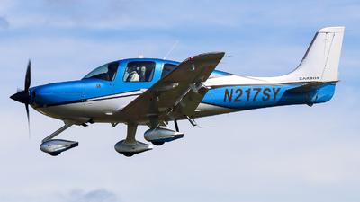 N217SY - Cirrus SR22T-GTS Carbon - Instituto de Aviacion CentroAmericano (IACA)