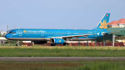 VN-A390 - Airbus A321-231 - Vietnam Airlines