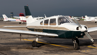 N7616F - Piper PA-28-151 Cherokee Warrior - Private