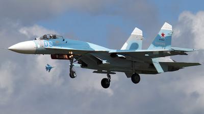 RF-95983 - Sukhoi Su-27P Flanker - Russia - Air Force
