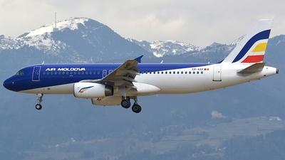 A picture of ERAXP - Airbus A320233 - Air Moldova - © Davor - Sierra5.net