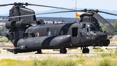 08-03777 - Boeing MH-47G Chinook - United States - US Army