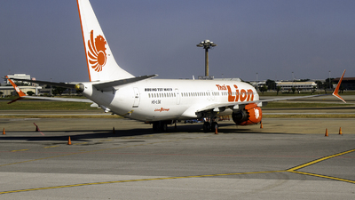HS-LSK - Boeing 737-9 MAX - Thai Lion Air