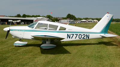 A picture of N7702N - Piper PA28180 - [285149] - © DJ Reed - OPShots Photo Team