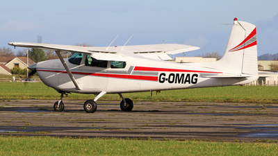 A picture of GOMAG - Cessna 182B Skylane - [52214] - © Brian T Richards