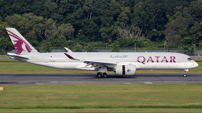 A7-ALD - Airbus A350-941 - Qatar Airways
