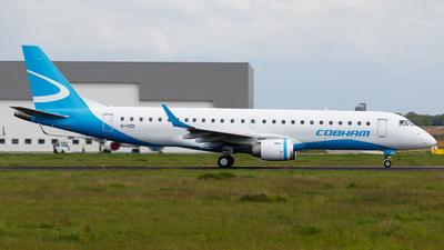 G-CIDI - Embraer 190-100LR - Cobham Aviation Services Australia