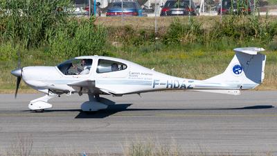 F-HDAZ - Diamond DA-40D Diamond Star TDI - Cannes Aviation