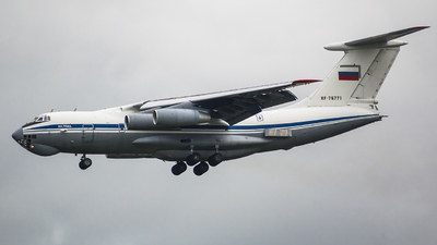 RF-76771 - Ilyushin IL-76MD - Russia - Air Force