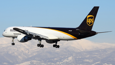 N412UP - Boeing 757-24A(PF) - United Parcel Service (UPS)