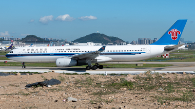 B-1062 - Airbus A330-343 - China Southern Airlines