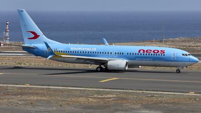 A picture of INEOZ - Boeing 73786N - Neos - © Manu Aldana