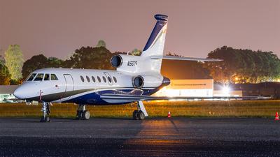 N987F - Dassault Falcon 50 - Private