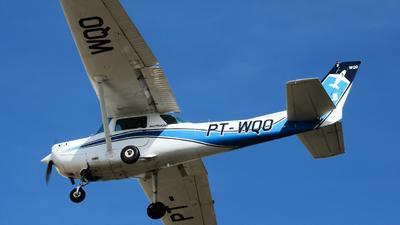 PT-WQO - Cessna 152 II - EJ - Escola de Aeronáutica Civil Itápolis