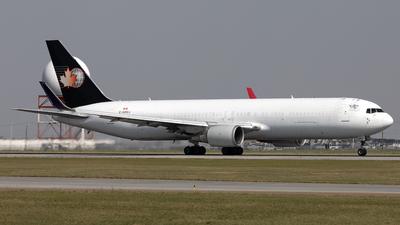 C-GOCJ - Boeing 767-316(ER)(BDSF) - Cargojet Airways
