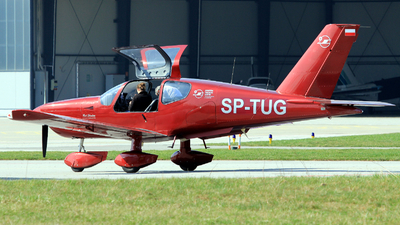 SP-TUG - Socata TB-9 Tampico - OKL - Aviation Training Centre of Rzeszow Technical University