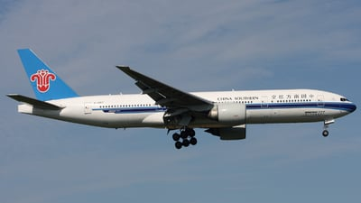 B-2057 - Boeing 777-21B(ER) - China Southern Airlines